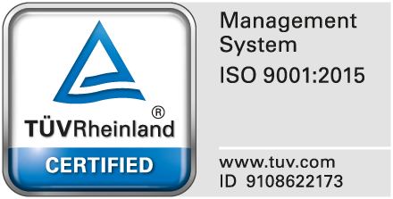 ISO90001 Certificate